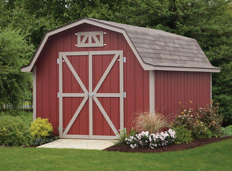 5 sidewall barn