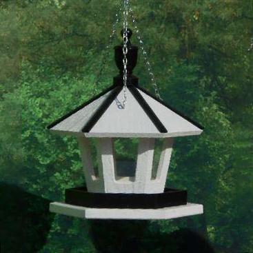 HGBF hanging gazebo white black