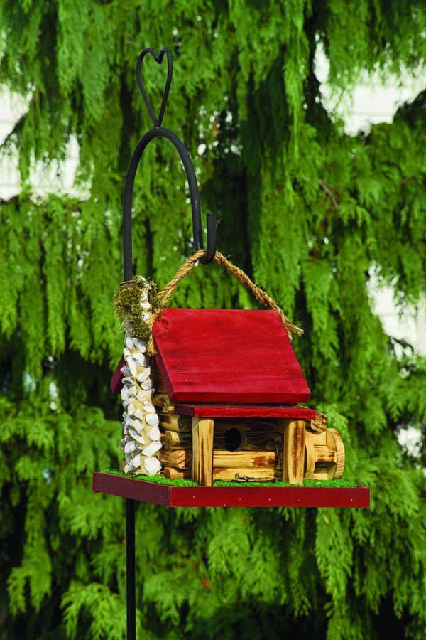 MCBH Mill Cabin Birdhouse