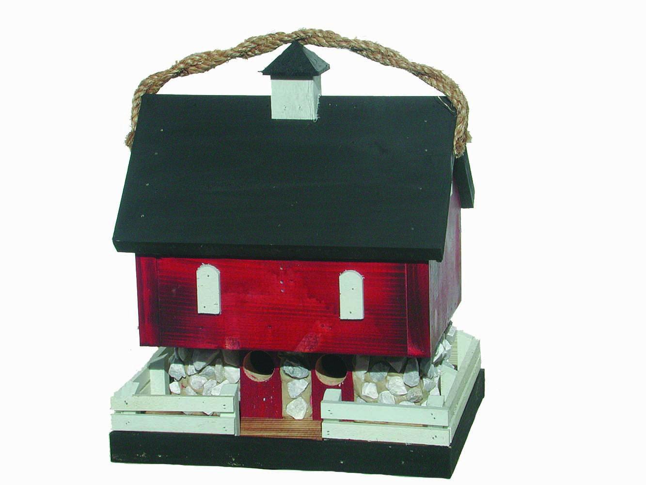 RBBH Red Barn Birdhouse