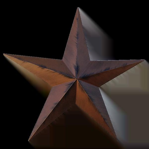 barn star bronze 1