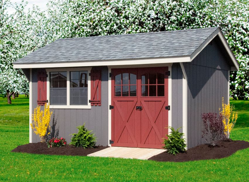 deluxe carriage house