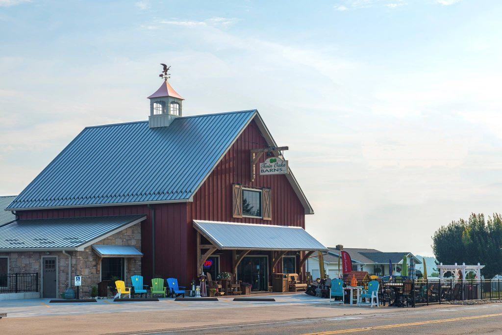 twin oaks barns millersburg oh