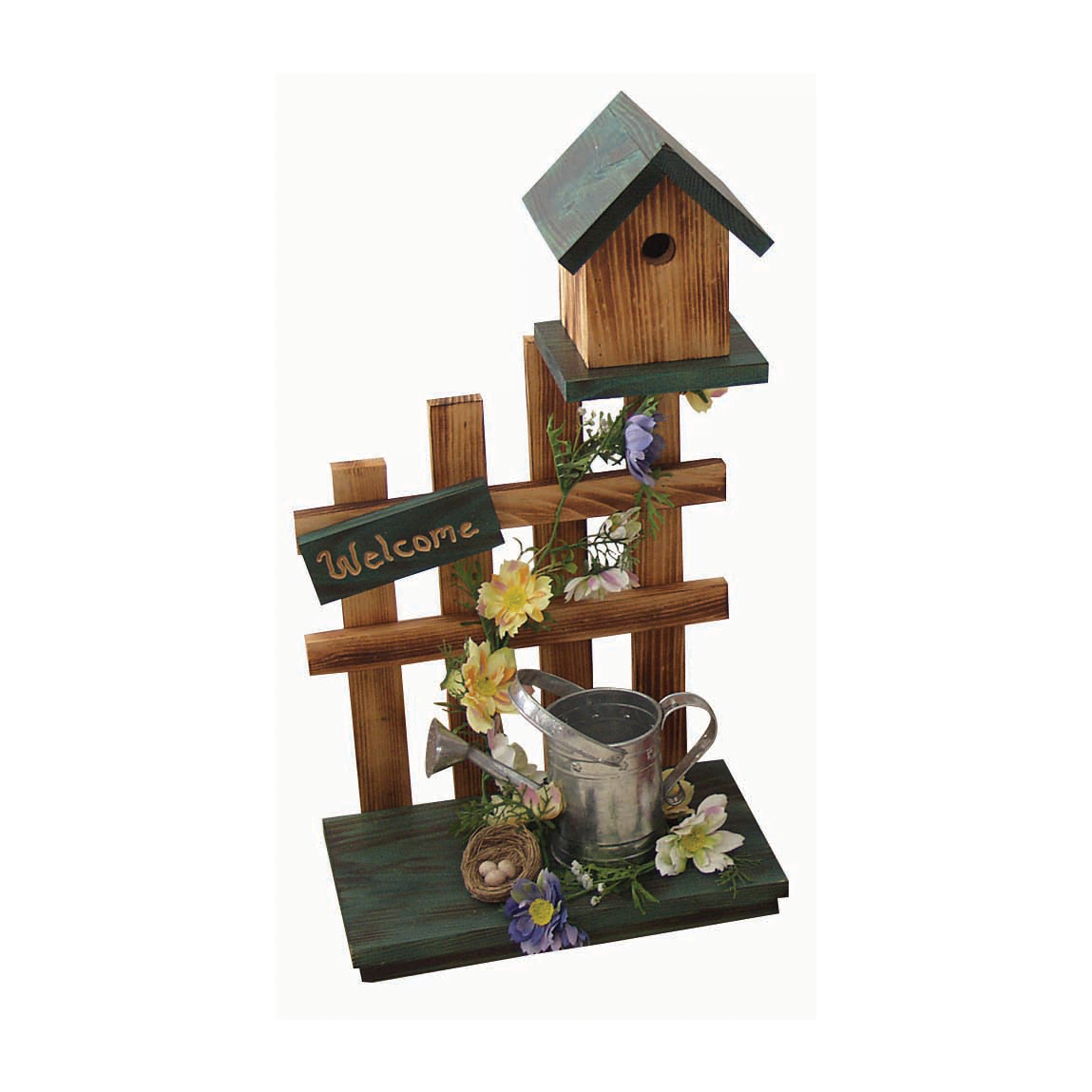 pfwc picket fence with watering can